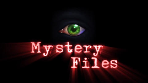 Mystery Files - Modular Mystery Show Intro After Effects Template