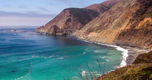 Landscape Central Coast of California