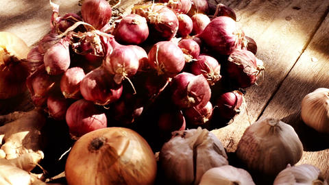 Seasoning Spices and Herbals ingredients Filmmaterial