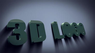 3D Logo Elegant After Effects Template