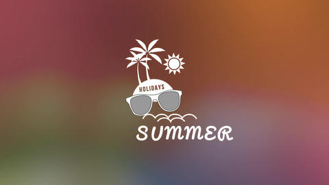 Summer Titles V1 0 After Effects Template
