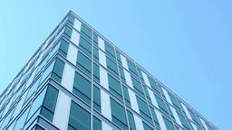 modern building - skyscraper office Footage