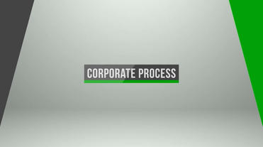 Clean And Simple Corporate Presentation stock footage