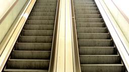 escalators Footage