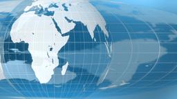 World global news background backdrop planet Earth 4K Live Action