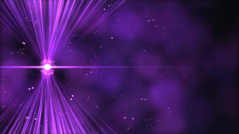 Shining Light across Screen Animation - Loop Purple Animation