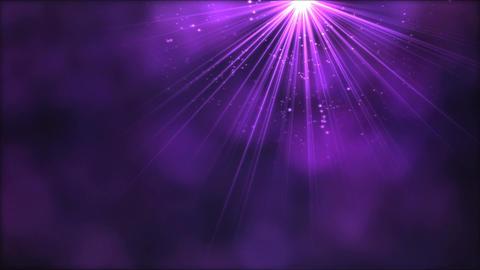 Shining Moving Light along Screen Border - Loop Purple Animation