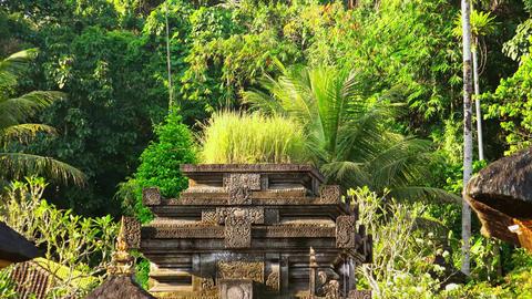Hindu sanctuary Gunung Kawi Temple Complex. Bali, Indonesia Archivo