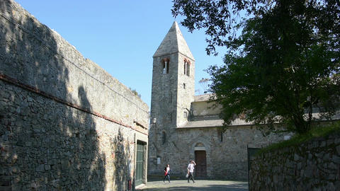 St. Nicholas church in Sestri Levante