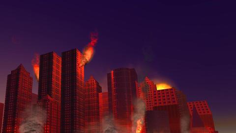 War explosion Animación