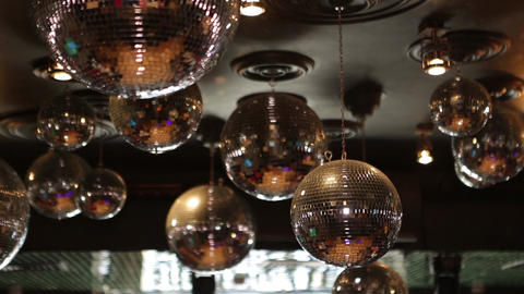 disco ball Bild