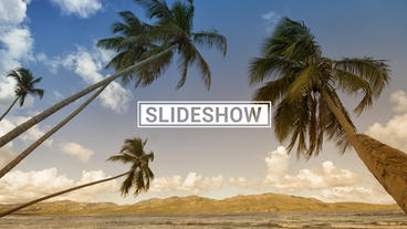 The Slideshow After Effects Project