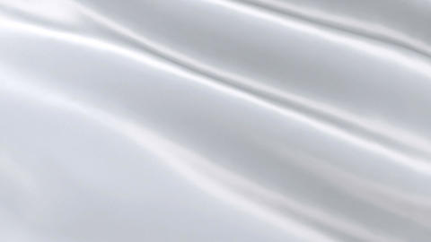 Romantic White Cloth Animation