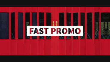 Fast Summer Promo After Effects Project