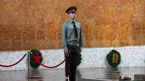 Sentry Guard of honor Archivo
