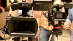 television cameras - cameraman set camera (studio) Footage