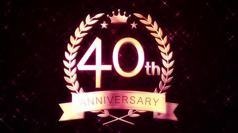 Anniversary, CG動画素材