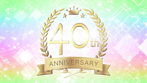 Anniversary Animation