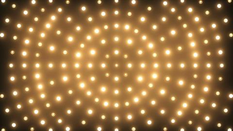 Flashing Lights 4K CG動画素材