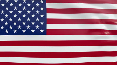 Flag of the United States of America GIF
