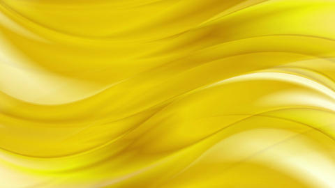 Golden abstract smooth liquid waves video animation Animation
