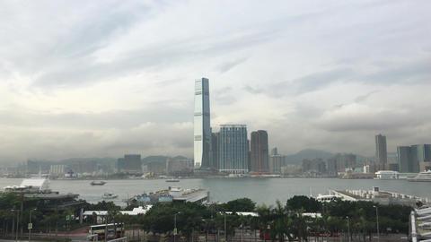 KOWLOON HONG KONG 4k Footage