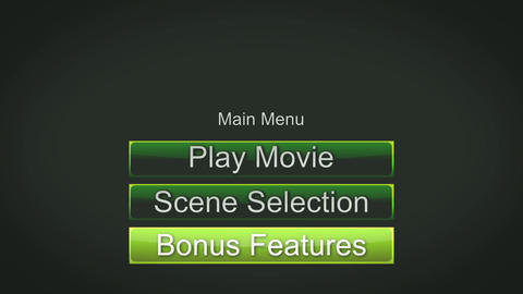 Generic Scene Selection of a fictional children's cartoon DVD for corner pin sho Animation