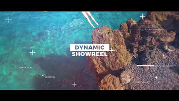 Sport Dynamic Opener After Effects Template