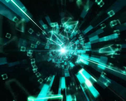 Cyber BG 2 Animación