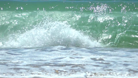 Sea wave Filmmaterial