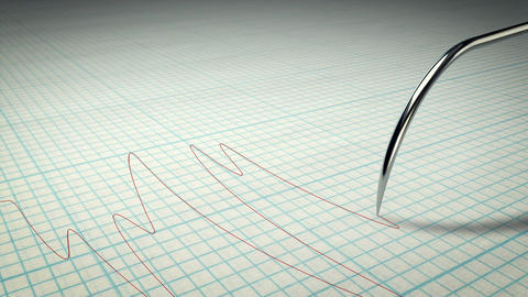 Lie detector test Animation