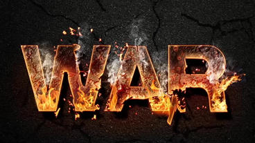 Fire Transition After Effects Templates