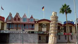 Spain Gran Canary Playa Del Inglés 008 Cita Shopping Center stock footage