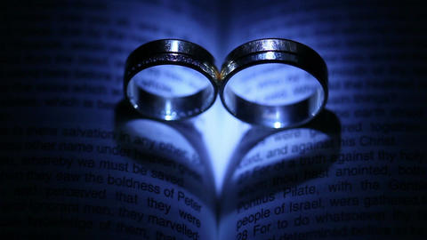 The Wedding Rings 2 in 1 Footage
