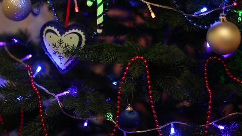 The Christmas Background 2 Filmmaterial