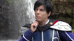 Smart Young Prince Cosplay Live Action
