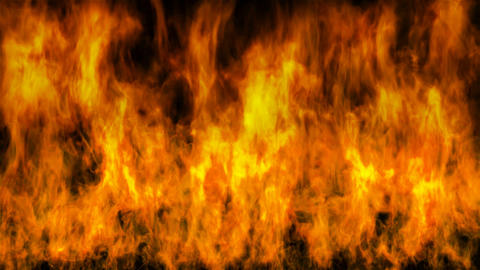Fire Flames 03 Full HD Animation
