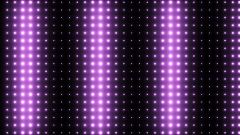 Lighting Show Stage Lights Purple Stock Video Footage