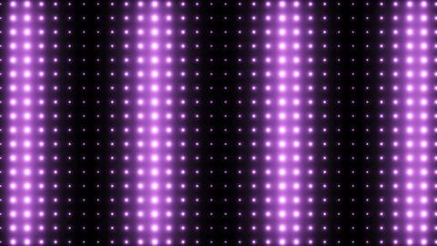 Lighting Show Stage Lights Purple Animation