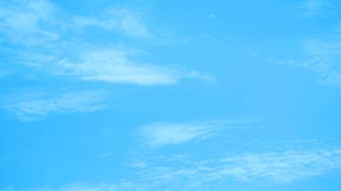 Transparent Clouds Footage