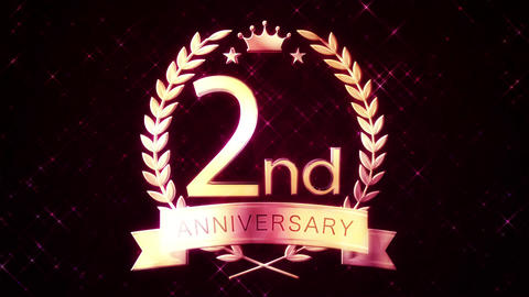 Anniversary Videos animados