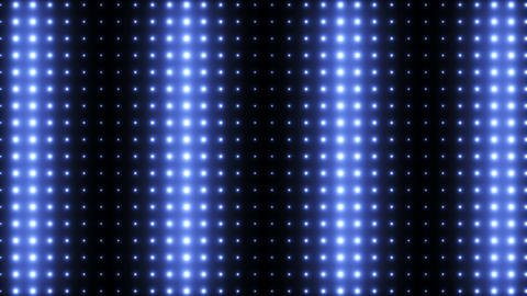 Lighting Show Stage Lights Blue Animation