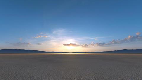 Sunrise Sunset CG動画