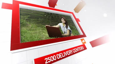 Clean Modern Enterprise After Effects Templates