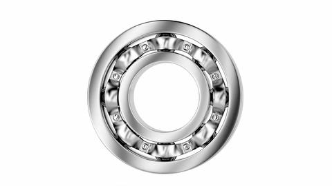 Ball bearing Animation