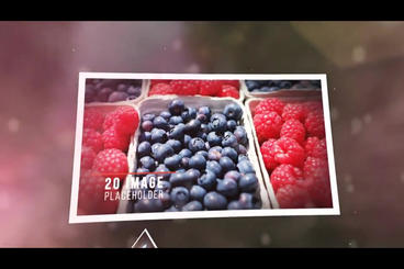3D Modern Slideshow After Effects Template