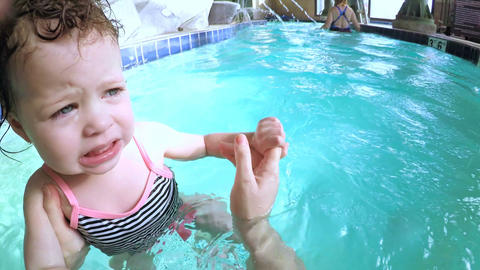 Swimming Footage