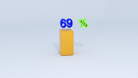Growth chart Animation