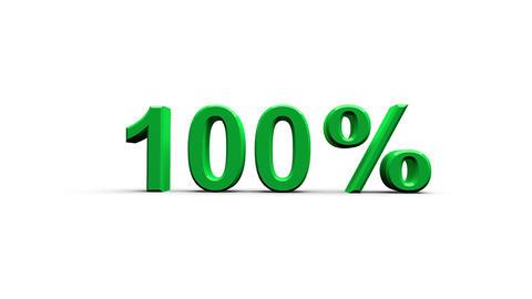 100 percent Animation