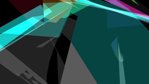 Digital abstract 03 Spiral CG動画